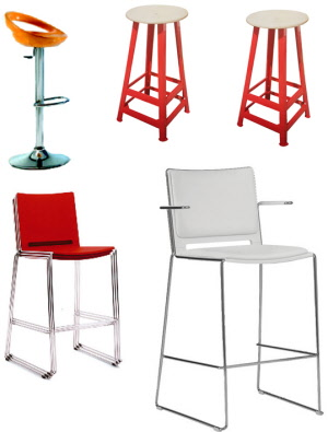 bistrotisch bistrohocker bistrom bel barhocker sitzschalenhocker hocker. Black Bedroom Furniture Sets. Home Design Ideas