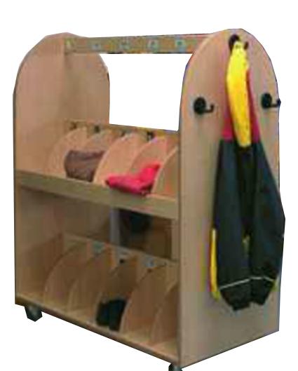 Garderobenwagen Garderoben Garderobenmobel Garderoben Fur Schulen