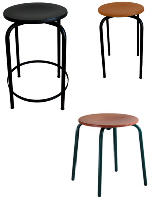 hocker kaufen stapelhocker werkraumhocker stahlhocker. Black Bedroom Furniture Sets. Home Design Ideas