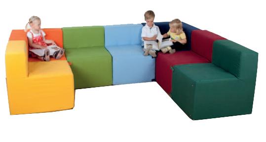 Sitzkombination Fur Kinder Sitzkombination Bestehend Aus Sitzecken