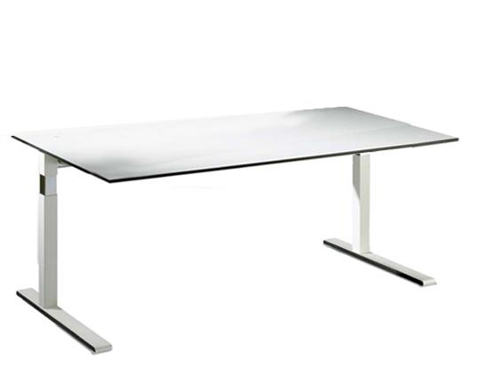 Tisch elektrisch höhenverstellbar, Büromöbel kaufen, Arbeitstisch ...