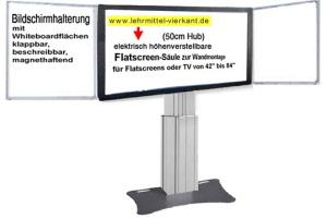 bildschirmhalterungen flatscreens ulen monitorhalterungen tv halterungen fernsehhalterungen. Black Bedroom Furniture Sets. Home Design Ideas