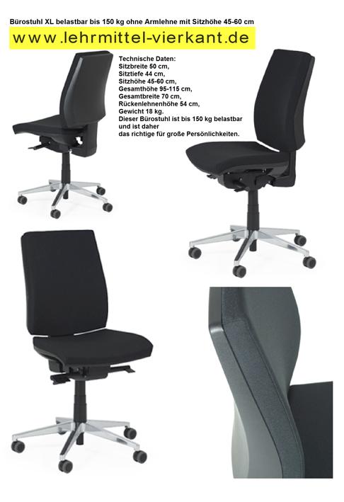 mit bis 150 kg beautiful brostuhl bis kg belastbar with. Black Bedroom Furniture Sets. Home Design Ideas