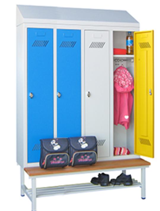 Stahlspind für Schulen, Garderobenschränke für Schulen, Stahlspind ...