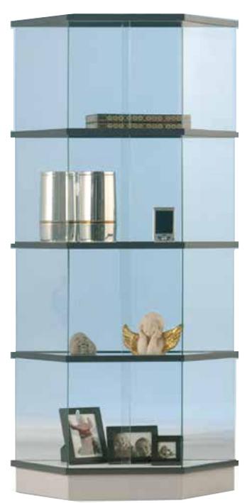 glasvitrine glasvitrinen zerlegbar rechteckige vitrinen glasvitrine kaufen vitrine f r b ro. Black Bedroom Furniture Sets. Home Design Ideas