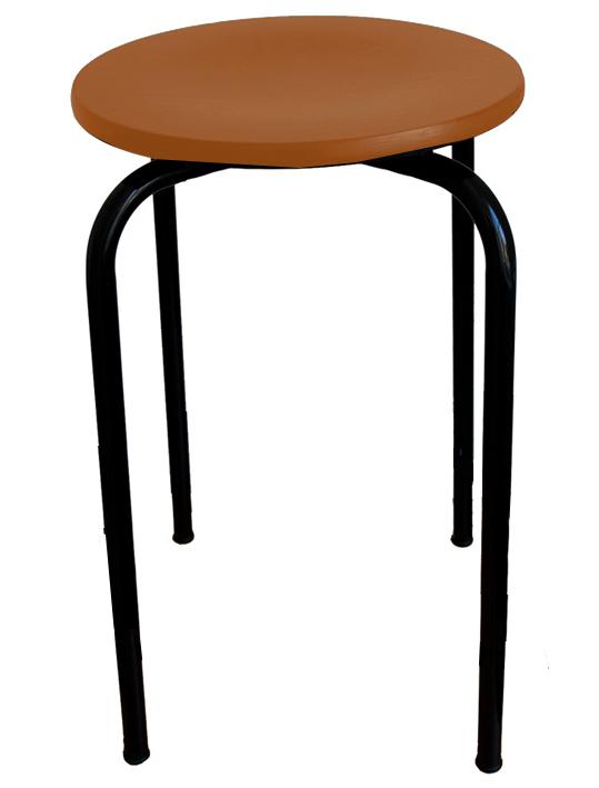 Stapelhocker sitzh he 38 cm hocker kaufen for Hocker stapelbar