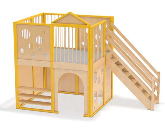 spielhaus f r kindergarten spielh user spielburg kaufen spielhaus mit treppe spielburgen f r. Black Bedroom Furniture Sets. Home Design Ideas