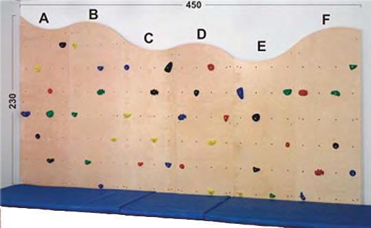 Kletterwand für Schulen, Kletterwand kaufen, Kletterwand für ...