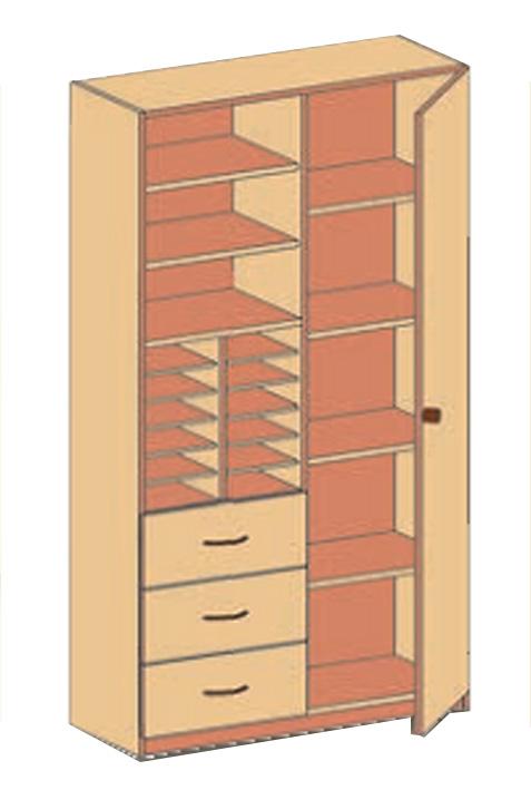 Bügelbrettschrank kompaktschrank vorratschrank buegelbrettschrank 3 tuerenschrank