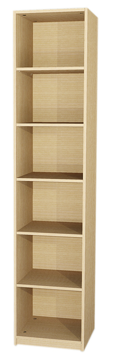 schrankregal 5 b den hxbxt 230x60x40 cm schrankregal. Black Bedroom Furniture Sets. Home Design Ideas