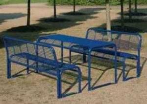 tisch und sitzbankkombinationen tische und sitzb nke f r parkanlagen parkbank m bel f r. Black Bedroom Furniture Sets. Home Design Ideas