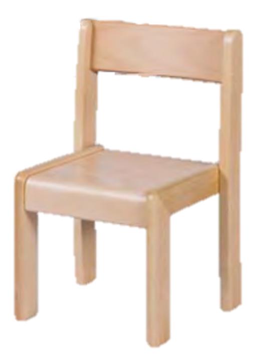 Holzstuhl Kiga Erzieherinnenstuhl Stühle für