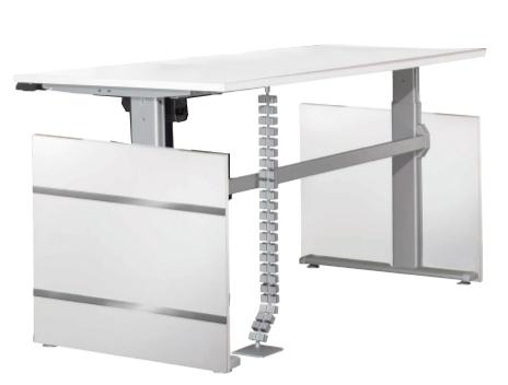 verstellbarer tisch