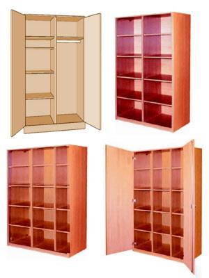 w scheschrank textilschrank schrank f r bettw sche. Black Bedroom Furniture Sets. Home Design Ideas