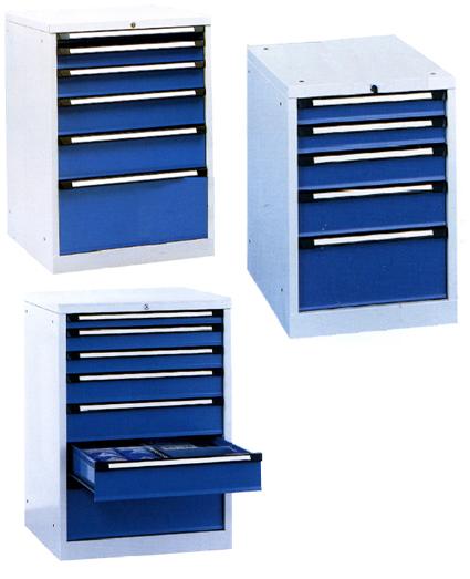 Schubladenschränke mit 9 Schubladen, Schubladenschränke ...