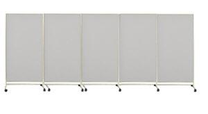 raumteiler spanplatte sitzschutzwand auf rollen raumteiler kaufen fahrbare raumteiler. Black Bedroom Furniture Sets. Home Design Ideas