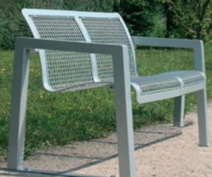 Sitzbank, Parkbank, Sitzbänke für Außenbereich, Sitzbänke mit ...