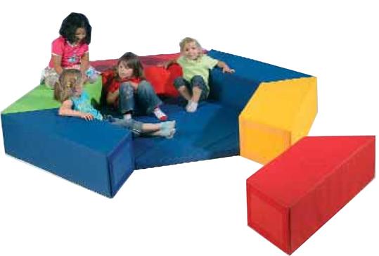 kuschelecke kindergarten. Black Bedroom Furniture Sets. Home Design Ideas