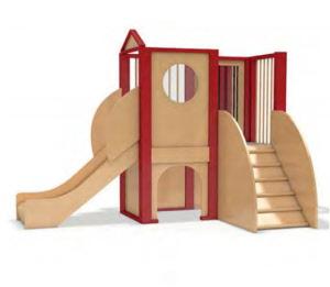 spielburgen f r kindergarten kindergartenm bel spielburgen spielburg bertie spielhaus f r. Black Bedroom Furniture Sets. Home Design Ideas