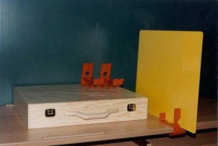 Pultteiler Tischblende Sichtschutz Bei Schulprufungen Sichtschutz