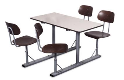 Tisch Stuhl Einheit Tisch Sitzkombi Mensatische Tisch